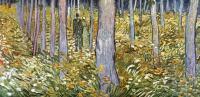 Van Gogh - Вход в лес