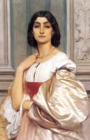 Leighton, Frederick - Римлянка