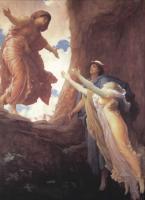 Leighton, Frederick - Возвращение Персефоны