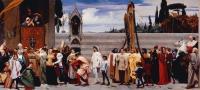 Leighton, Frederick - Мадонна Чимабуэ