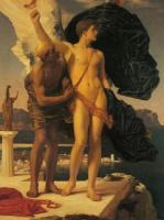 Leighton, Frederick - Дедал и Икар