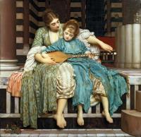 Leighton, Frederick - Урок музыки