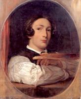 Leighton, Frederick - Автопортрет ( Лейтон в юности )
