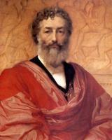 Leighton, Frederick - Автопортрет