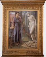 Edward Coley Burne-Jones - Пигмалион и Галатея