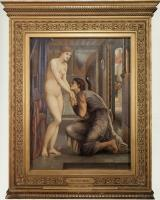 Edward Coley Burne-Jones - Слияние душ