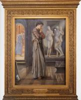 Edward Coley Burne-Jones - Пигмалион и Образ. Сердечные Желания