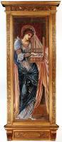 Edward Coley Burne-Jones - Святая Сесилия