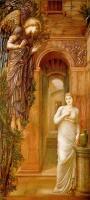 Edward Coley Burne-Jones - Благовещенье