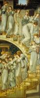 Берн-Джонс, Эдуард - Золотая лестница