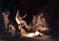 Adolphe William Bouguereau - Нимфариум