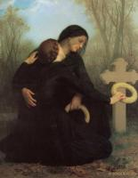 Adolphe William Bouguereau - День смерти