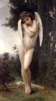 Adolphe William Bouguereau - Мокрый купидон