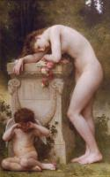 Adolphe William Bouguereau - Элегия