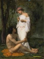 Adolphe William Bouguereau - Идиллия