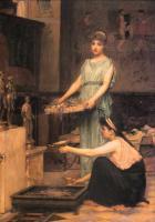Древний Рим и Греция, Египет - Домашние божества