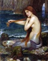 Античная мифология - Русалка