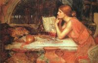 John William Waterhouse - Волшебница