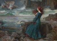 John William Waterhouse - Миранда