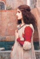 Литературные персонажи - Джульетта