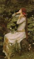 Литературные персонажи - Офелия