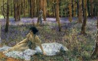 Lourens Alma Tadema (Альма-Тадема) - Колокольчики