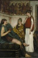 Исторические сюжеты в живописи - Солдат Марафона