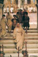 Исторические сюжеты в живописи - Триумф Тита