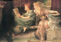 Lourens Alma Tadema - Сравнения