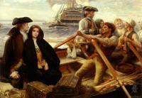 Море в живописи ( морские пейзажи, seascapes ) - Весёленькое судно