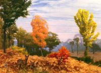 Пейзаж ( пейзажная живопись ) - Воспоминания об Ашере