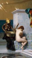 Картины ню, эротика в шедеврах живописи - Турецкие бани