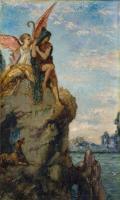 Античная мифология - Гесиод и муза