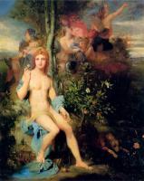 Античная мифология - Апполон и девять муз