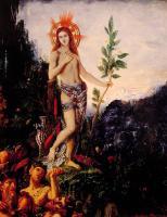 Античная мифология - Апполон и сатиры