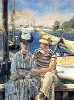Edouard Manet (Эдуард Мане) - Argenteuil