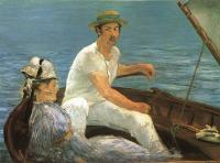 Edouard Manet - Путешествуя