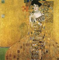 Gustav Klimt - Золотая Адель
