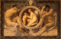 Gustav Klimt - Идилия
