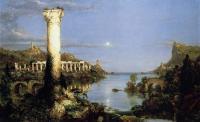 Архитектура - Падение Римской империи Опустошение