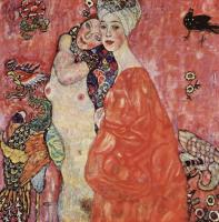 Gustav Klimt - Подруги