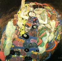Gustav Klimt - Девственницы