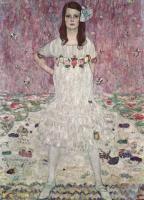 Gustav Klimt - Портрет Евгении Примаверси