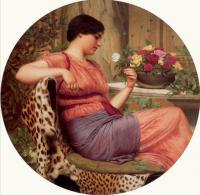 Цветы и натюрморты - картины художников прошлых веков - Время роз