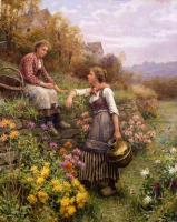 Цветы и натюрморты - картины художников прошлых веков - Сплетни