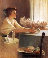 Цветы и натюрморты - картины художников прошлых веков - Цветы луга