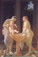 Картины ню, эротика в шедеврах живописи - Купание
