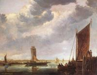 Море в живописи ( морские пейзажи, seascapes ) - Паром