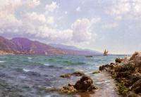 Море в живописи ( морские пейзажи, seascapes )