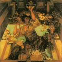 Античная мифология - Аллегория семейного крова